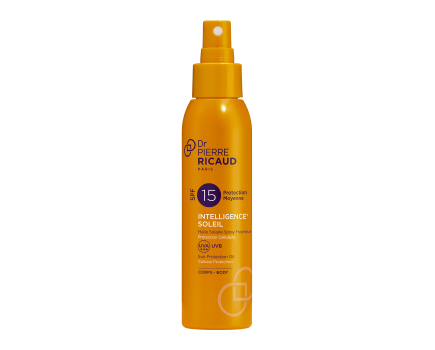 Sun Protection Body Oil SPF15