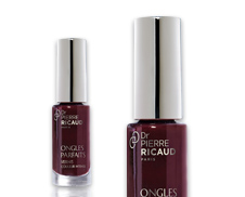 Intense Colour Nail Polish - Black Cherry