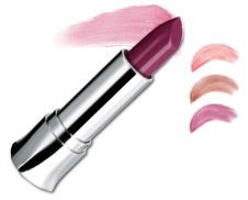 Transparenter Lippenstift